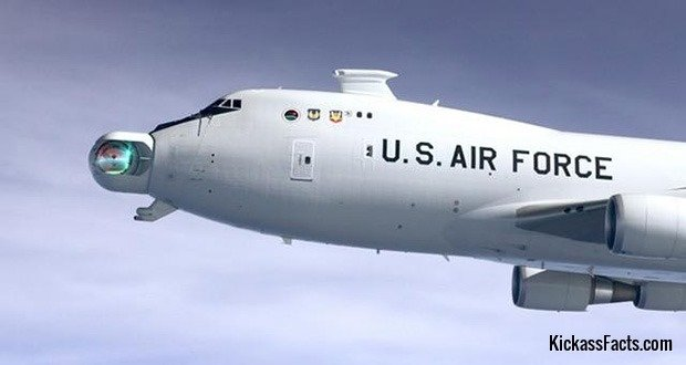 The Airborne LaserBoeing YAL-1
