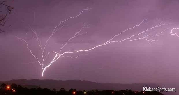 Upward-Lightning