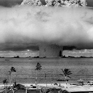 Los Alamos Nuclear Test