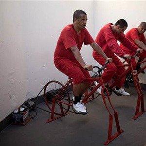 Prisoner Pedal Electricity