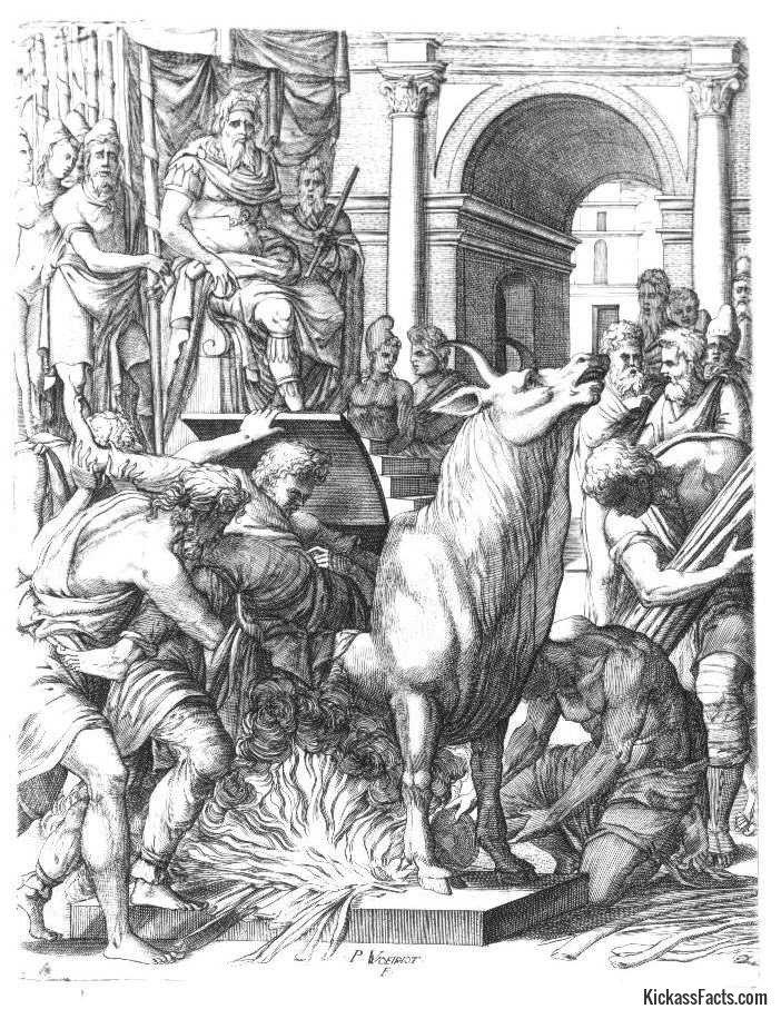 001 Brazen bull