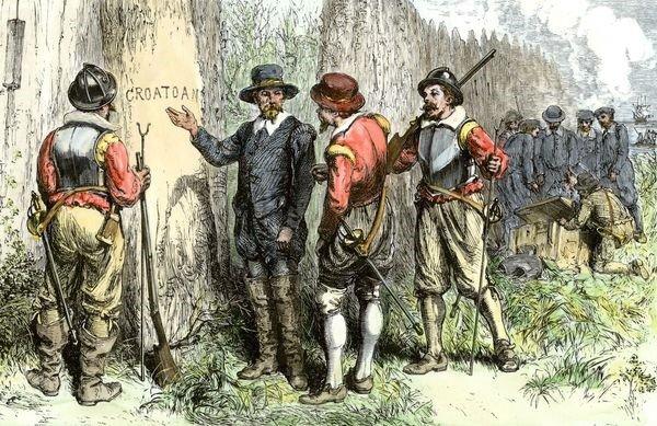 001 Roanoke Island, aka The Lost Colony