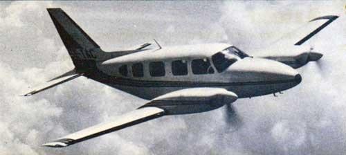 004 Piper Navajo 1978