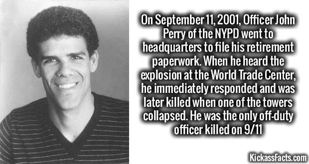 1020 Officer John Perry