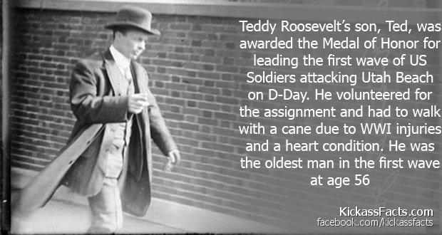 125Theodore Roosevelt, Jr.