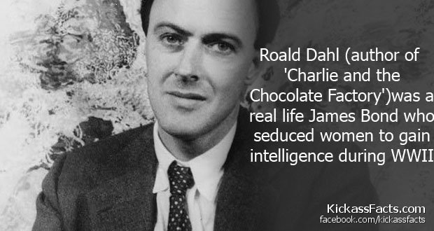 44Roald Dahl