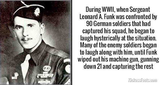 701Sergeant Leonard A. Funk