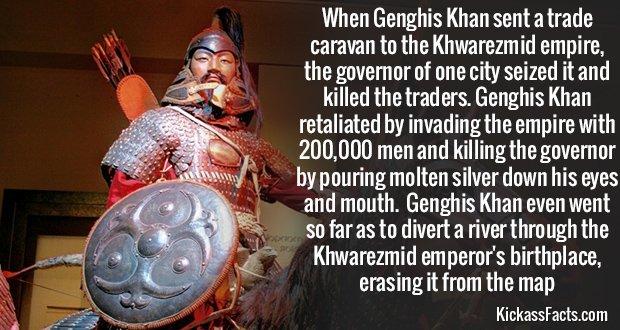 806Genghis Khan