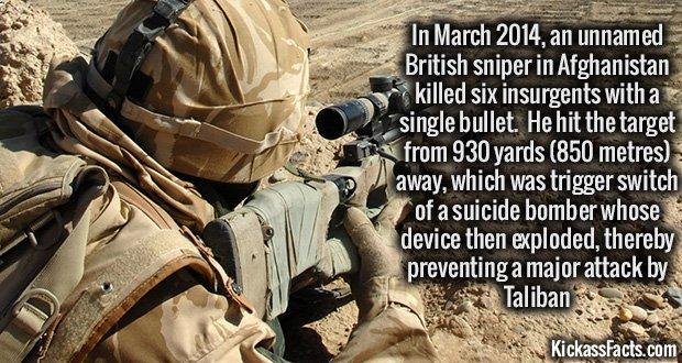 957 British Sniper