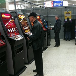 Finland slot machines