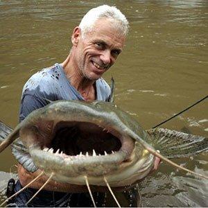 Goonch catfish India