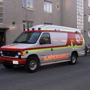 Icelandic Paramedic
