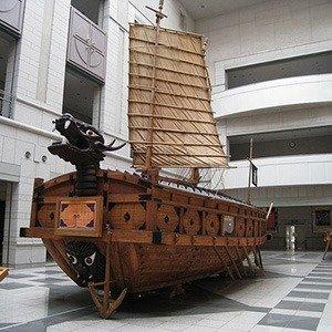 Admiral Yi Sun Shin Ships