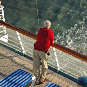 Cruise ship retirement