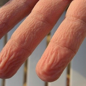 Fingertips pruning