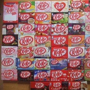 Kit-Kat flavors