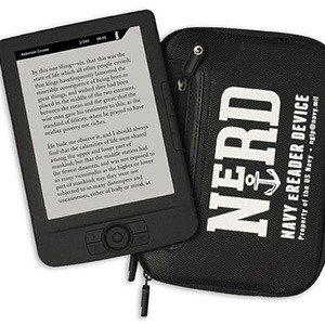 Navy e-Reader Device