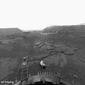 Venera landings