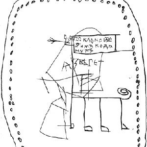 13th Century Doodles