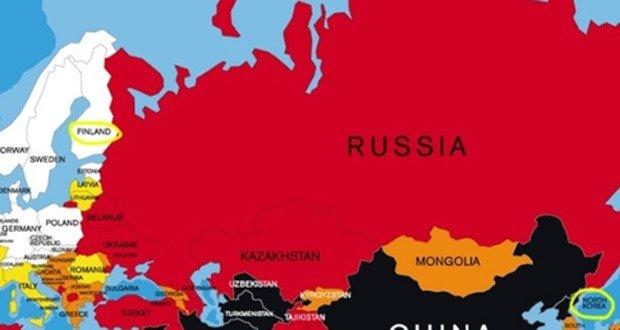 North Korean - Finland
