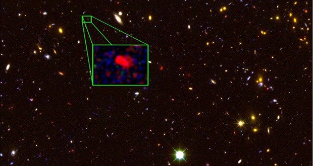 01 Oldest Known Galaxy