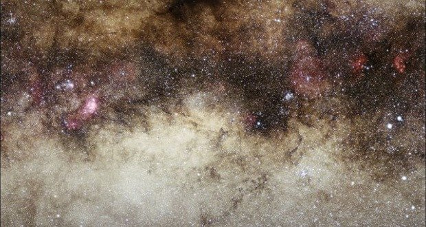 10 Largest Ever Image of the Milky Way