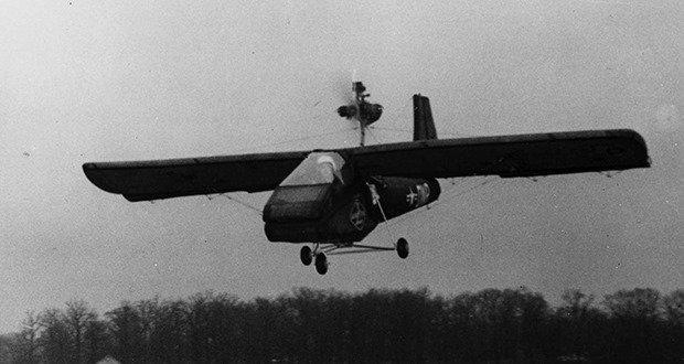 The Inflatoplane