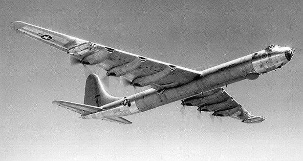 07 Convair B-36 Peacemaker