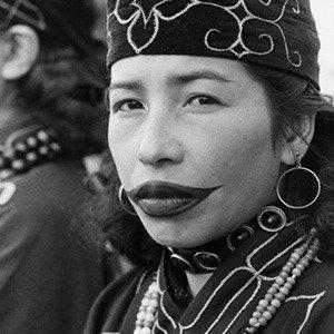 Ainu women