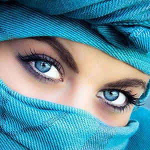 blue eye single men Lighter eye colors, such as blue and  researchers used to think that eye color was determined by a single gene and followed a simple inheritance pattern in which.