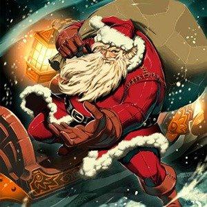Marvel Santa