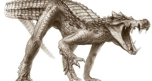 03 Kaprosuchus (Crocodiliform)
