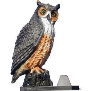 Plastic Owls