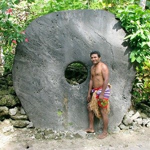 Yap stone currency